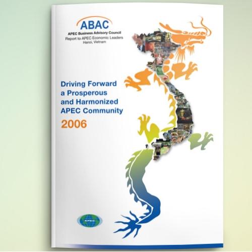 Book Cover Design for ABAC / APEC