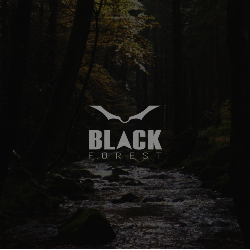 Black Forest Logo Entry