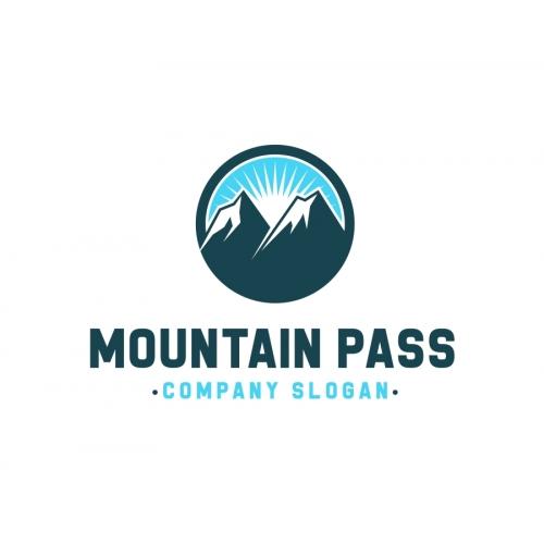 Mountain Pass Logo