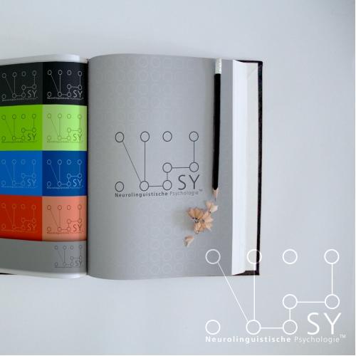 Neurolinguistiche Psycology Corporate Identity - Logo Design