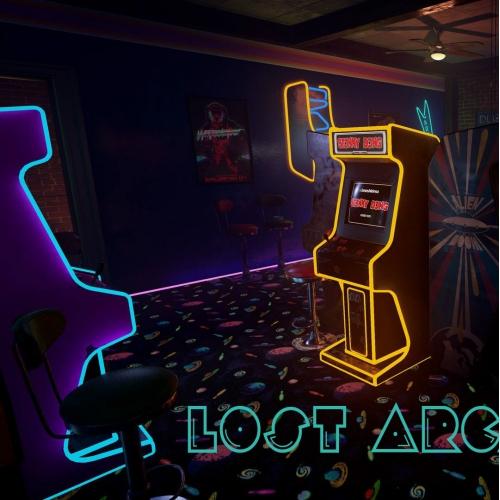 lost arcades