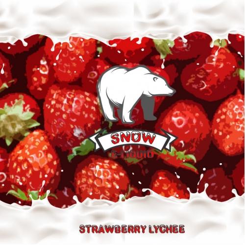 Snow e liquid strawberry response