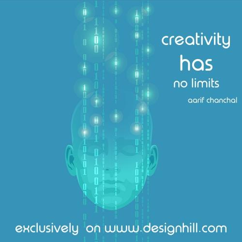 creativity has no limits