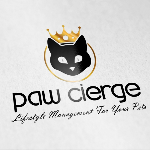 luxury pet logo
