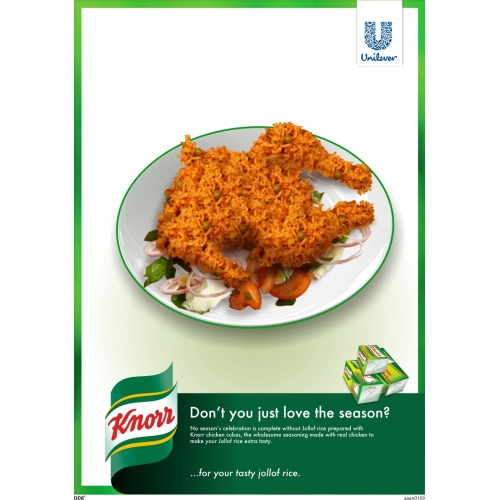 Knorr Seasoning