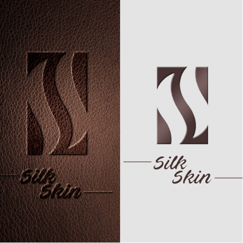 Silk Skin leather Company Logo