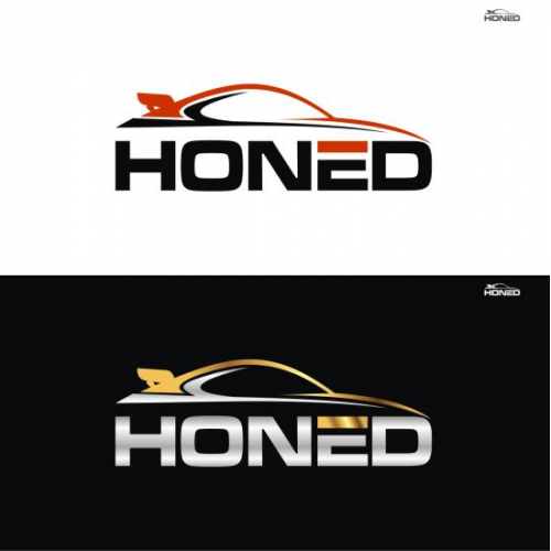Automotive Logo Design required by Honed