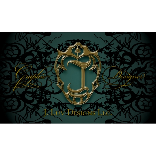 J. Luv Designs LLC Business Card
