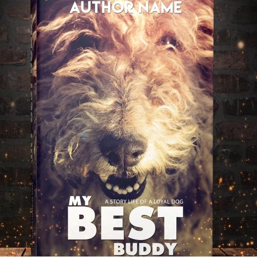 PRE-MADE Child Book cover
