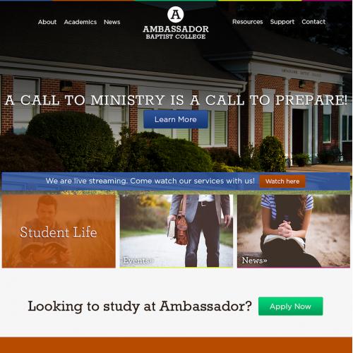 Ambassadors.edu