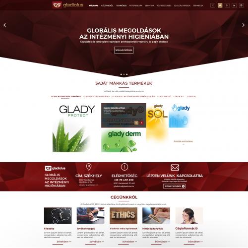 Gladioulus WEBDESIGN
