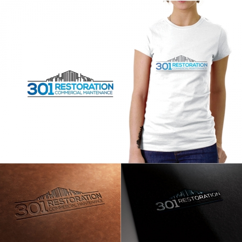 301 Logo Design