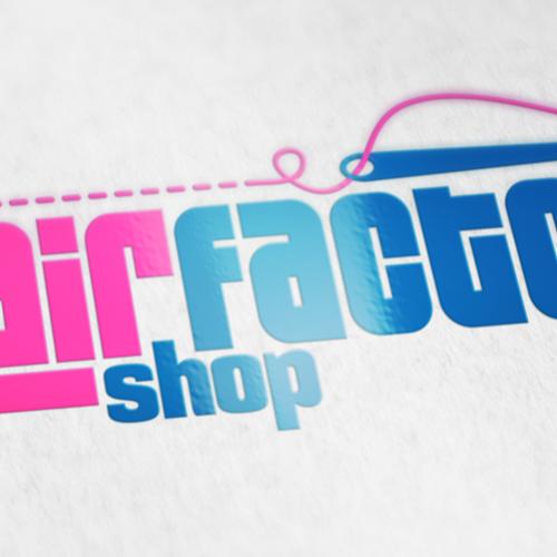 HairFactoryShop Logo