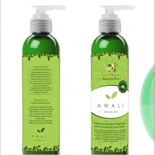 Awali Label Design