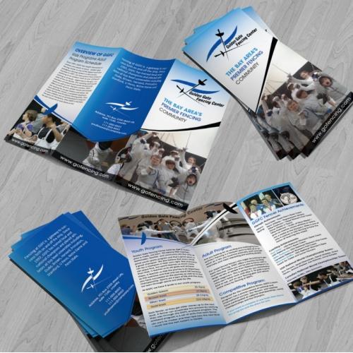 Brochure's