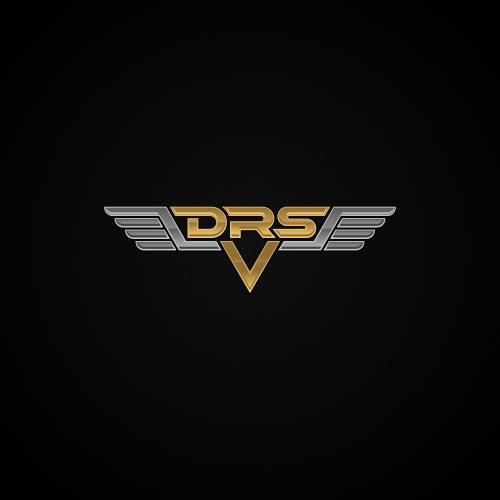 DRS Automotive Logo Design