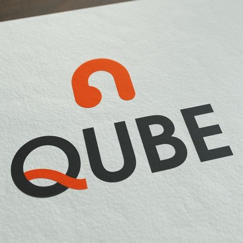 N Qube Logo Design