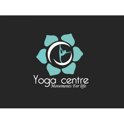 Yoga centre logo