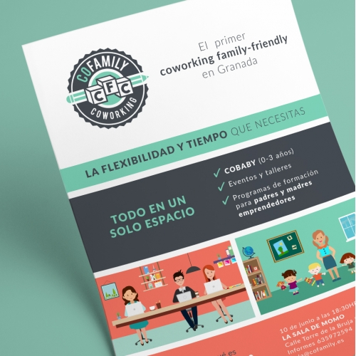 Family Coworking - Corporate Identity / Logo design