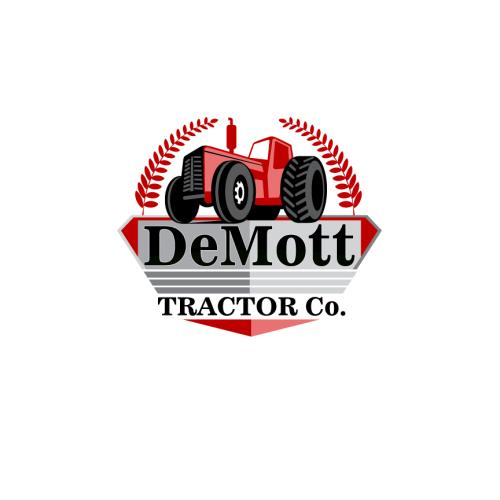 De Mott Motor logo