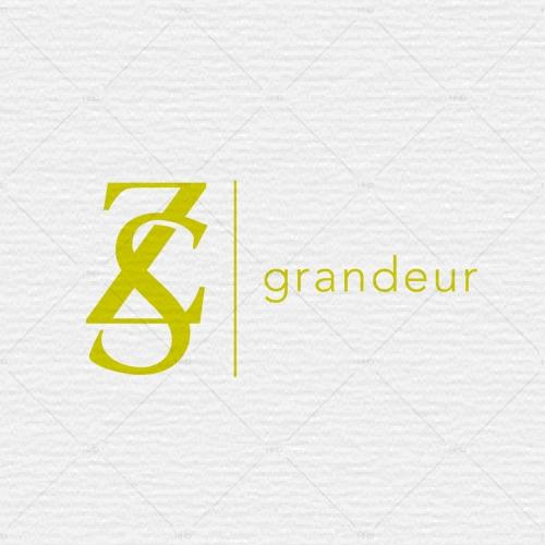 ZS Grandeur Logo Design
