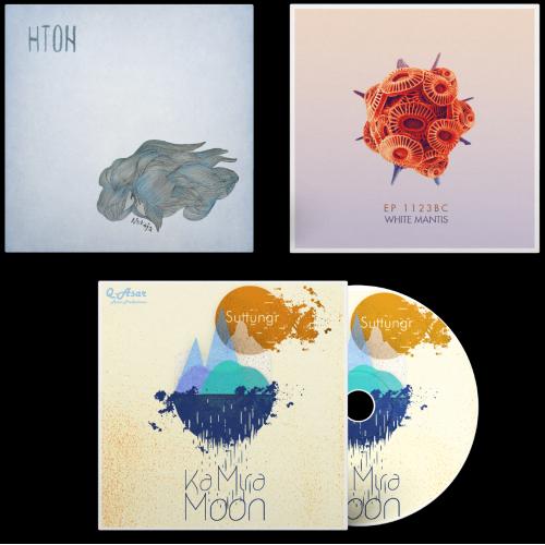 - Multiple Clients -  Album Covers