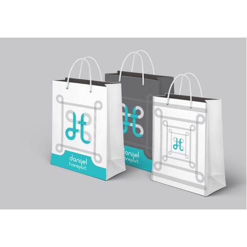 Danijel Transport promotion bags