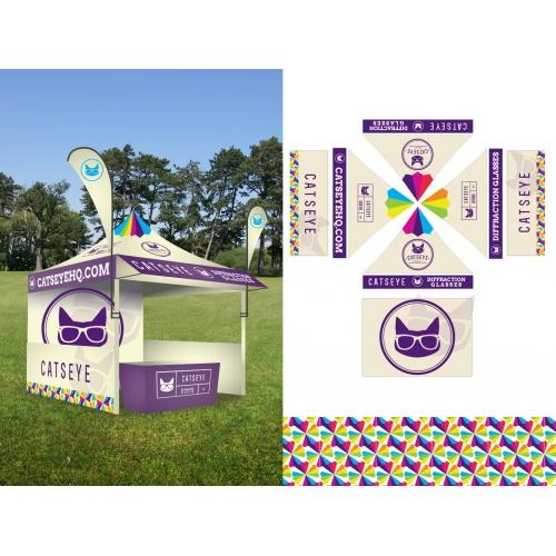 Design for festival tent