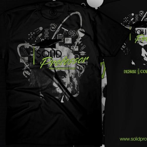 Solidprofessor.com T-Shirt Design