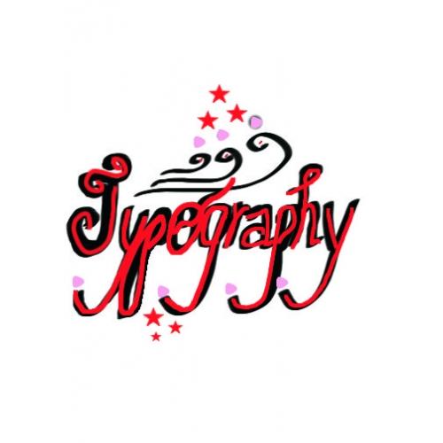 Calligraphy in CorelDraw 12