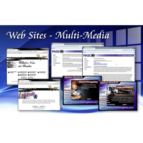 Website and Multi Media