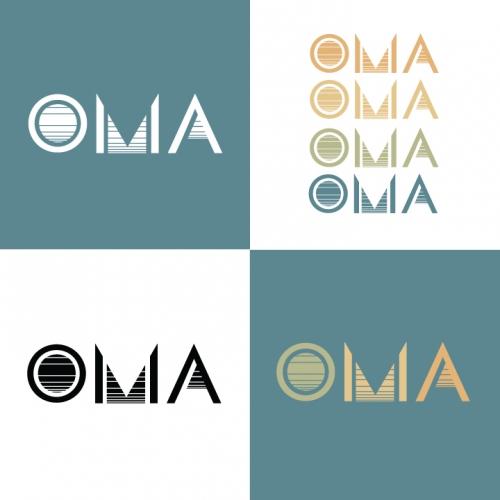 Orlando Museum of Art Concept Logo