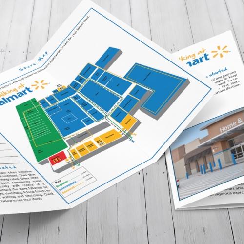 Walk Walmart Brochure
