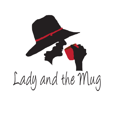 Lady and the Mug logo
