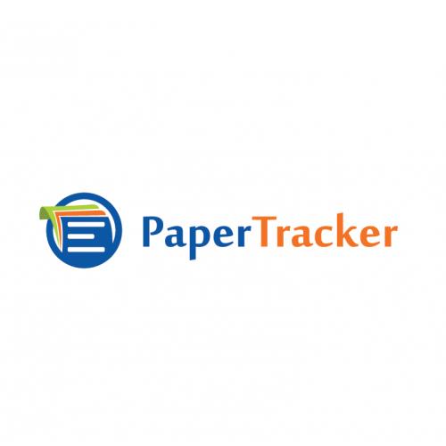 Logo for Paper Trackr