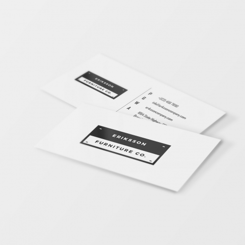 Minimal Business Card.