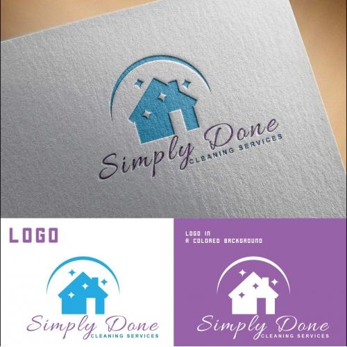 Simply Done Logo Design