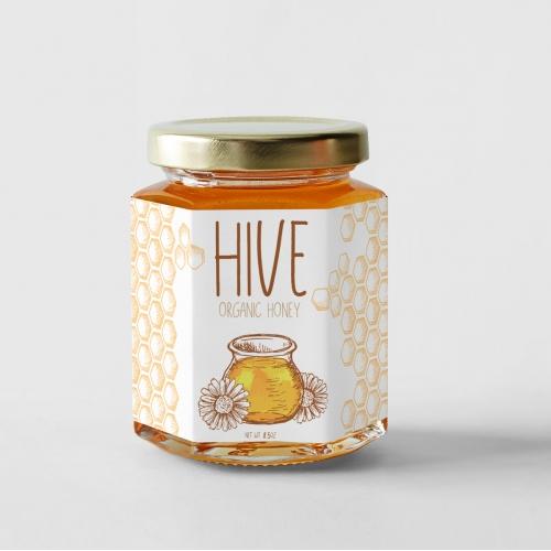 Hive Organic Honey