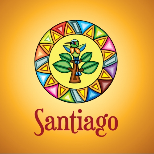 Santiago, logo