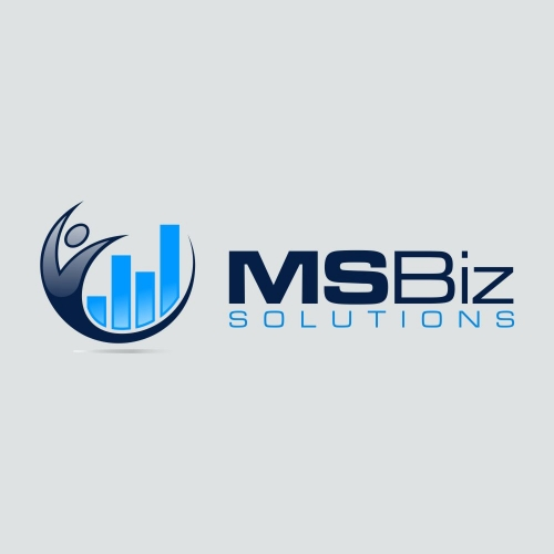 ms biz solutions logo