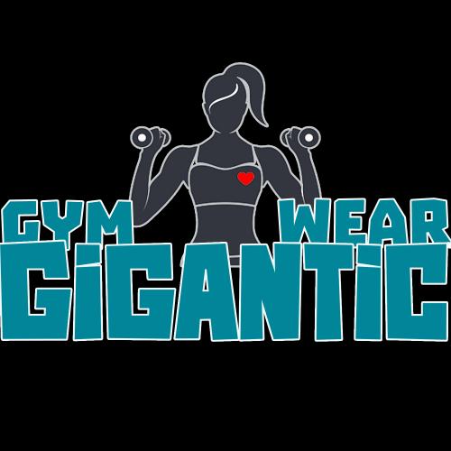 Gigantic Gym Wear Logo