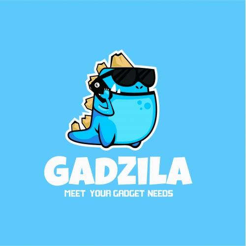 logo design for gadzila