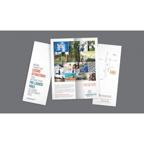 Apartment Leaflet