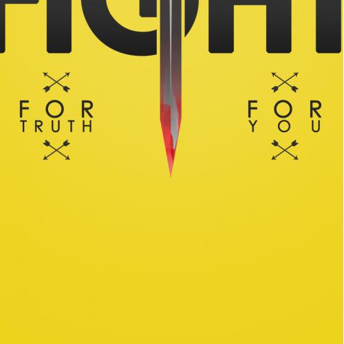 Poster Design - Fight