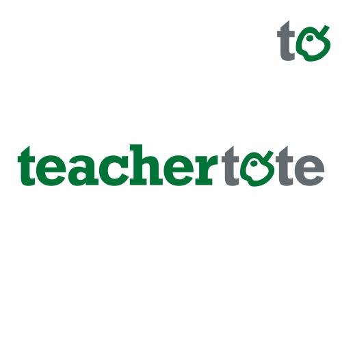 Logo for a Teacher supply Company