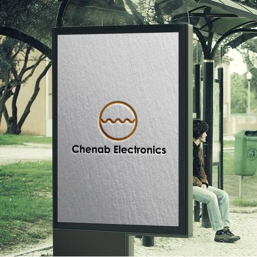 Chenab Electronics Logo