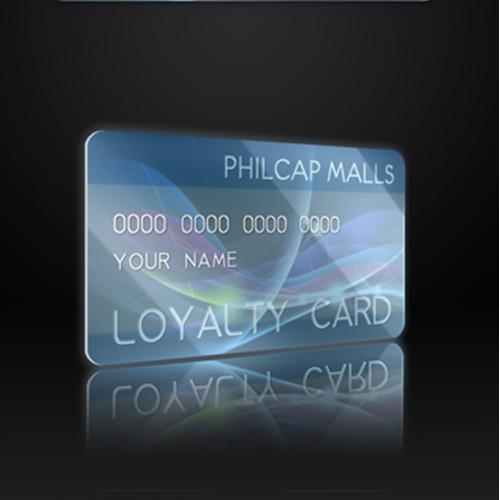 Card 3D Mock up