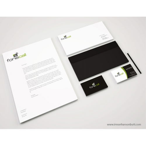 Logo and Stationery Design