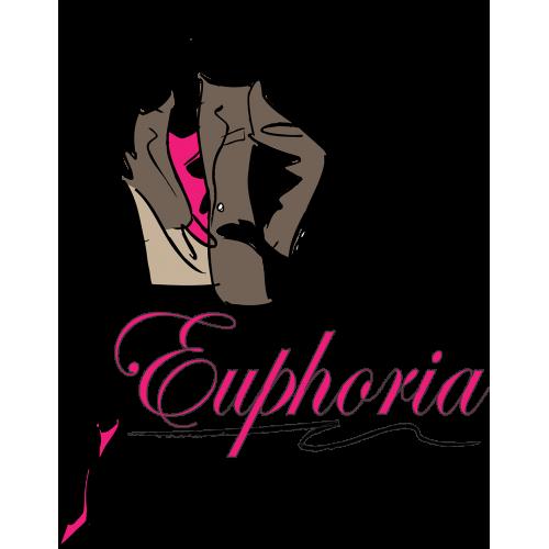 Euphoria - logo for fashion company