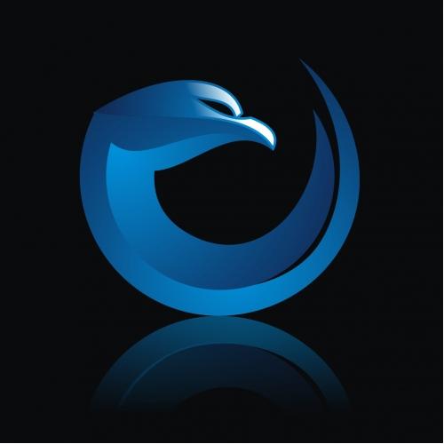 simple design for eagle